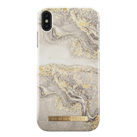 iDEAL OF SWEDEN husa greige marble iPhone XS