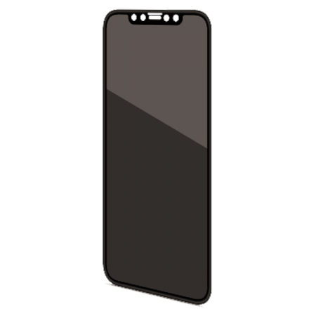 Celly folie sticla 3D Privacy iPhone 11 Pro Black