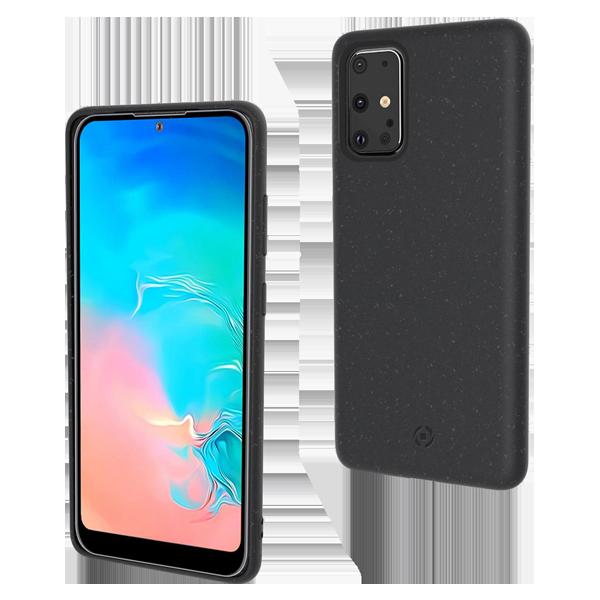 Celly husa biodegradabila Galaxy S20 Plus Black