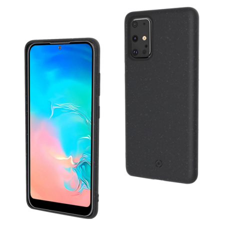 Celly husa biodegradabila Galaxy S20 Ultra Black