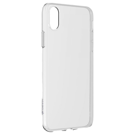 Devia Husa Silicon transparent 0.5mm iPhone XR