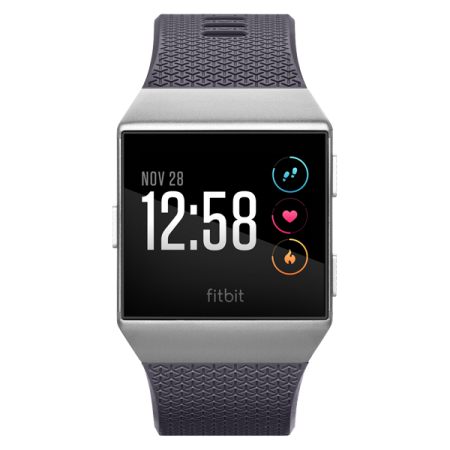 Fitbit Ionic Blue-Gray White