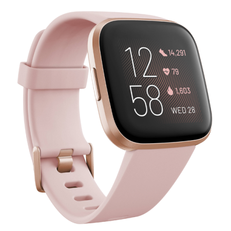 Fitbit Versa 2 Petal-Copper Rose