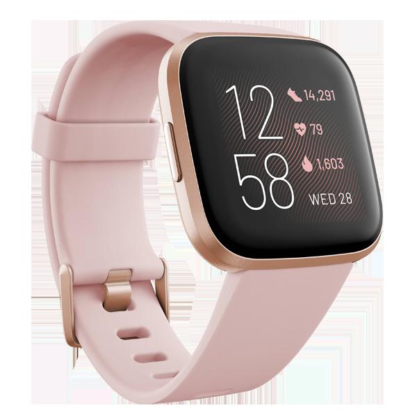 Fitbit Versa 2 Petal-Copper Rose