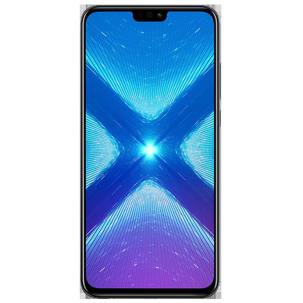 Honor 8X 64GB Dual SIM Black