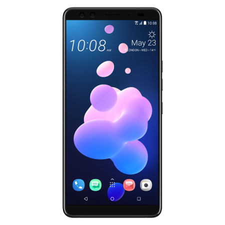 HTC U12 Plus 64GB Dual-SIM Black Reconditionat