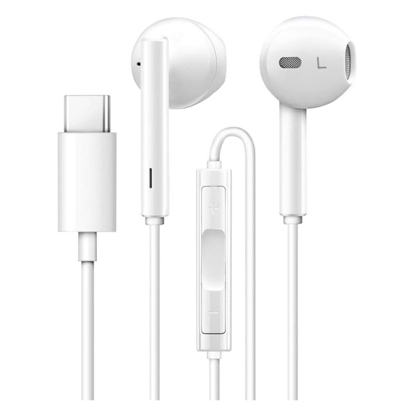 Huawei Casti USB-C White