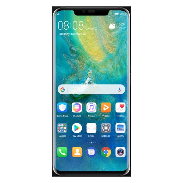 Huawei Mate 20 Pro 128GB Dual SIM Black Reconditionat