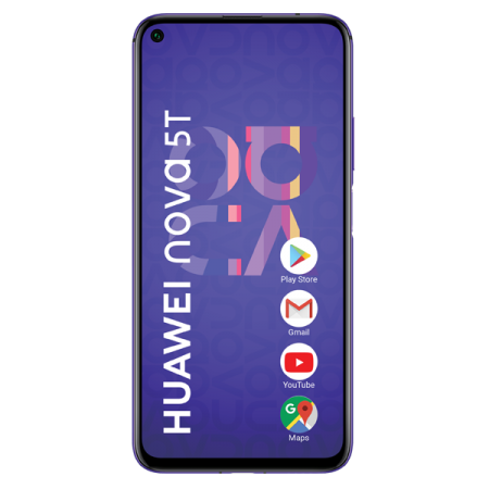 Huawei Nova 5T 128GB DUAL SIM Purple