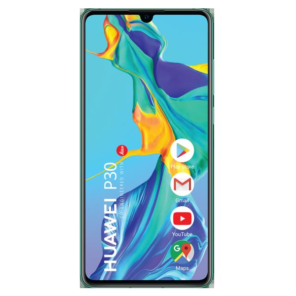 Huawei P30 128GB Dual SIM Aurora Blue