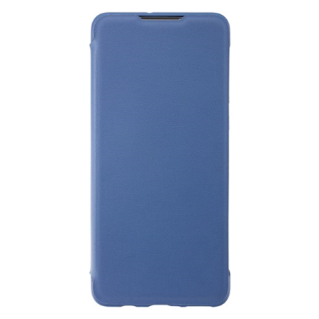Huawei P30 Lite Wallet Cover Blue
