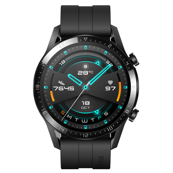 Huawei Watch GT2 46mm Sport Edition Matte Black