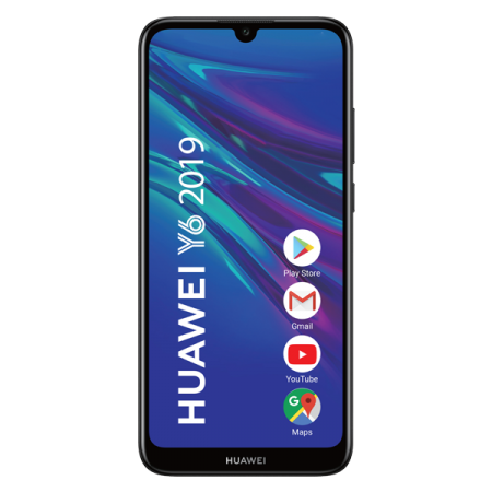 Huawei Y6 2019 32GB Dual SIM Black