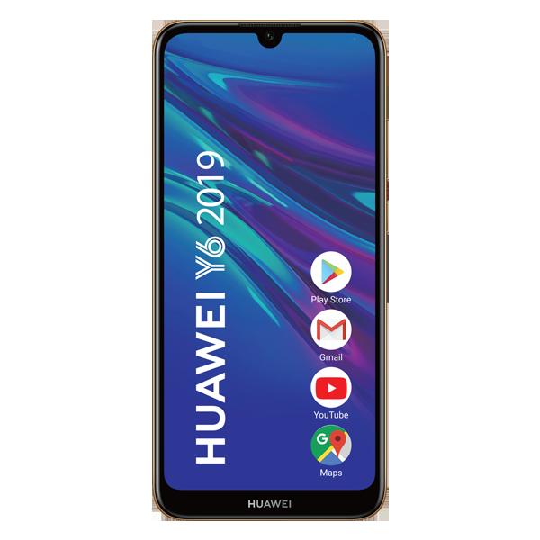 Huawei Y6 2019 32GB Dual SIM Brown
