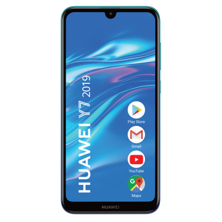 Huawei Y7 2019 32GB Dual SIM Midnight Black