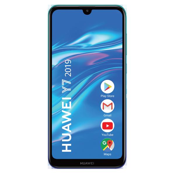 Huawei Y7 2019 32GB Dual SIM Midnight Black