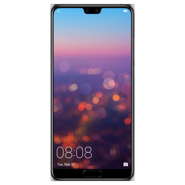 Huawei P20 64GB Dual SIM Black Reconditionat