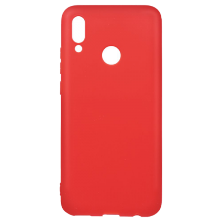 Lemontti husa silicon silky rosie Huawei P Smart 2019