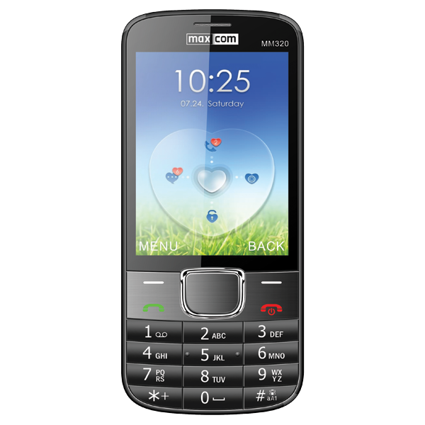 Maxcom MM 320 Dark Gray