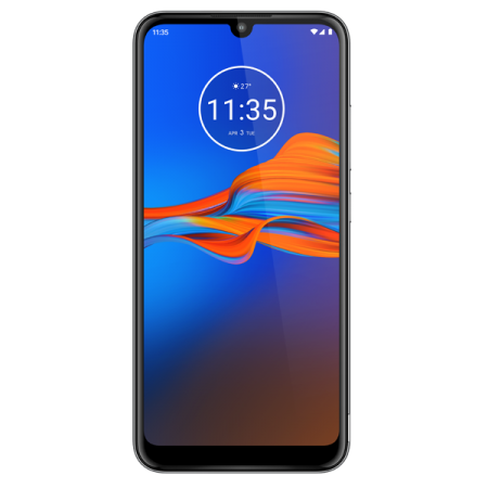 Motorola Moto E6 Plus 32GB Dual SIM Graphite