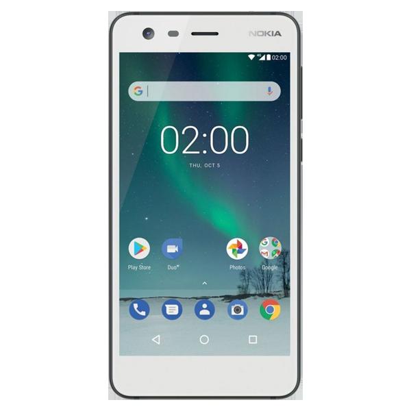 Nokia 2 8GB Dual Sim White