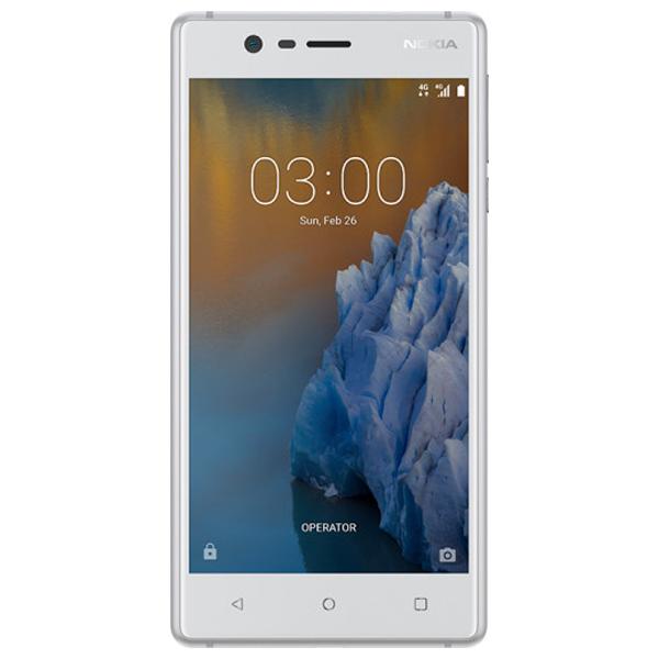 Nokia 3 16GB Dual SIM White
