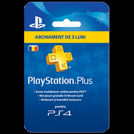 PlayStation Plus Abonament 365 zile