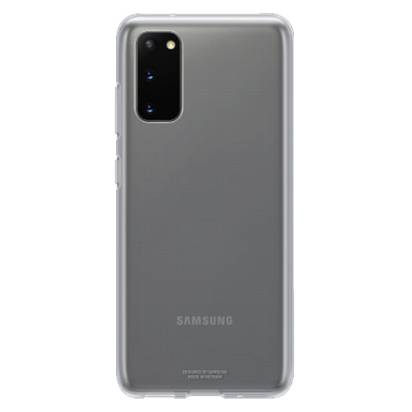 Samsung Clear Cover Galaxy S20 Transparent