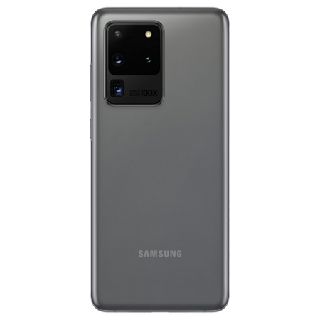 Samsung Clear Cover S20 Plus Transparent