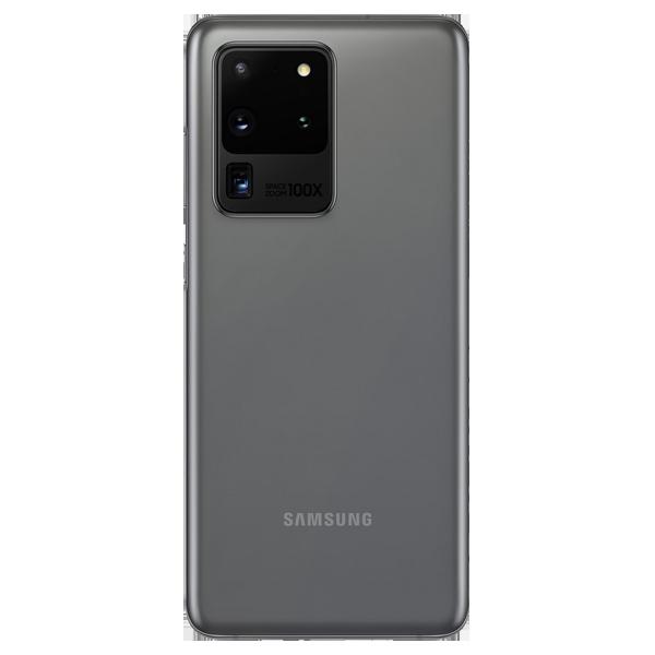 Samsung Clear Cover S20 Plus Transparent