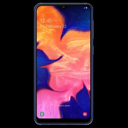Samsung Galaxy A10 32GB Dual SIM Blue