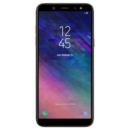 Samsung Galaxy A6 2018 32GB Dual SIM Gold