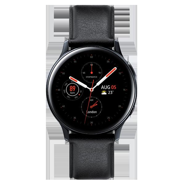Samsung Galaxy Watch Active2 steel 4G 40mm Black