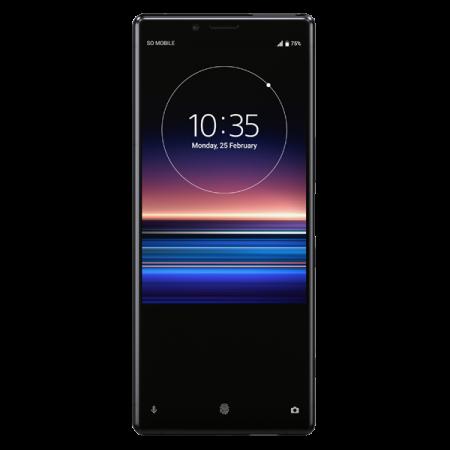 Sony Xperia 1 128GB Dual SIM Black