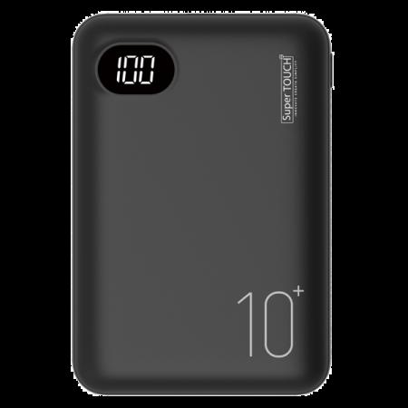 Super Touch baterie externa 10.000mAh Black