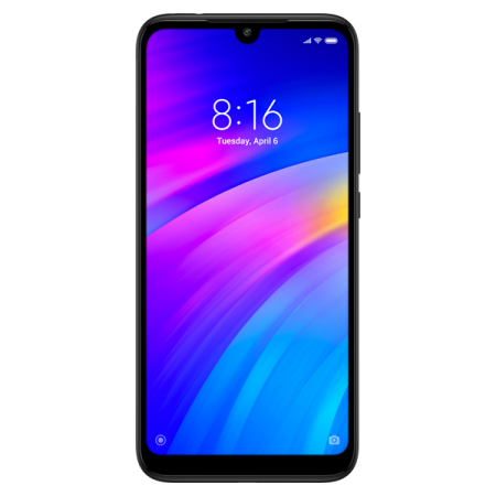 Xiaomi Redmi 7 32GB Dual SIM Black